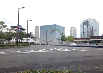 旧大阪中央郵便局