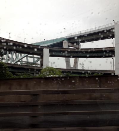 大阪西成風景印