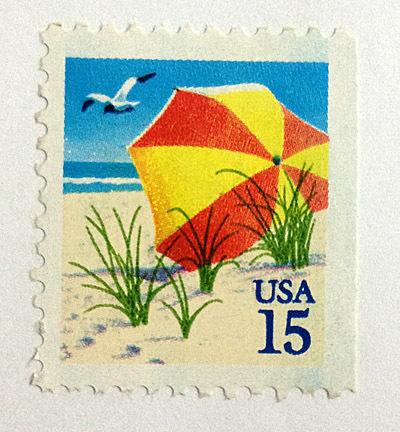 アメリカ切手